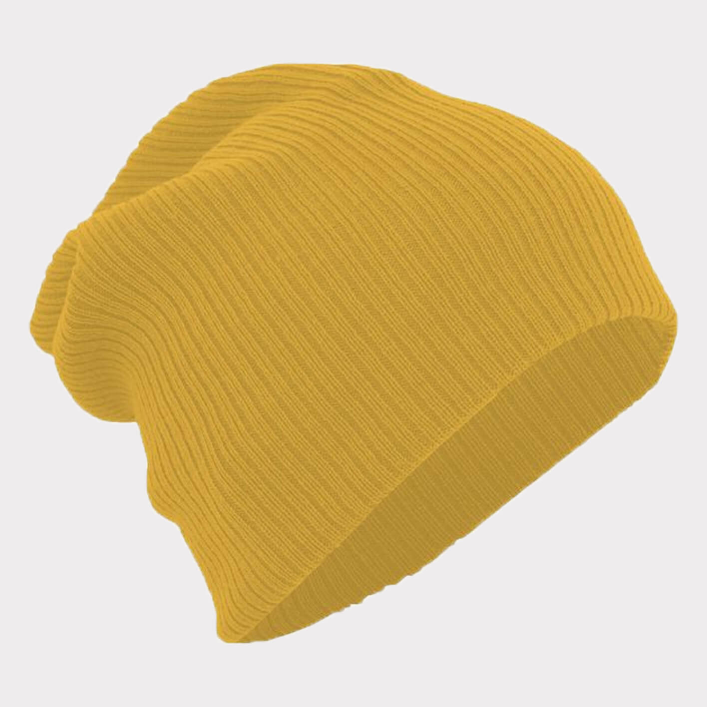 Slouchy Beanie Front